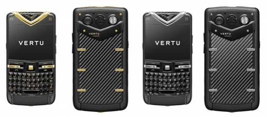 Vertu Constellation Quest Carbon Fiber Edition