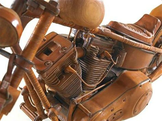 Weird Wild Wonders of the Harley-Davidson Museum