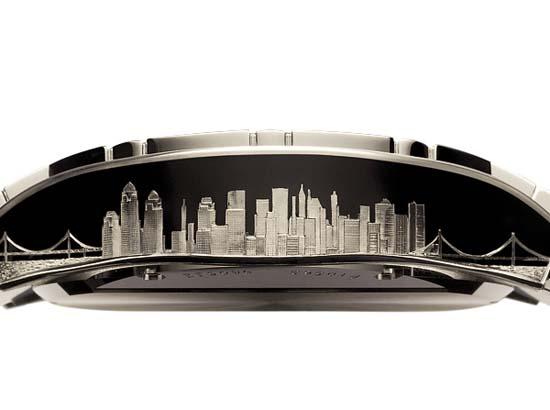 Piaget Polo Tourbillon Relatif New York Inspiration
