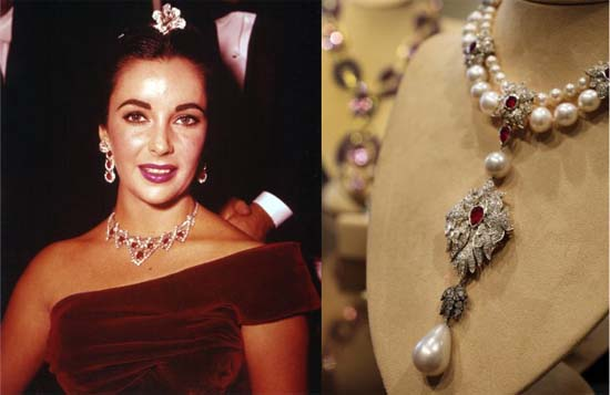 Elizabeth Taylor Jewellery Auction Sets World Record ...