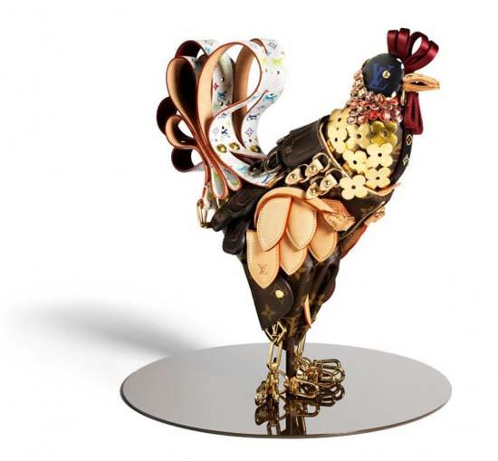 Louis-Vuitton-Animals-By-Billie-Achilleos1