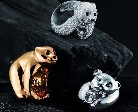 Animal World Bears Collection by Chopard