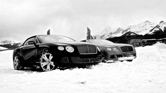 Bentley: In Search of Snow with Chris Davenport