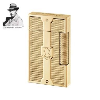 Ligne 2 lighter Humphrey Bogart gold