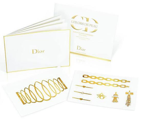 dior-24K-gold-tatoo-1