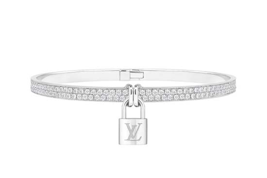 Louis Vuitton Lockit Jewelry