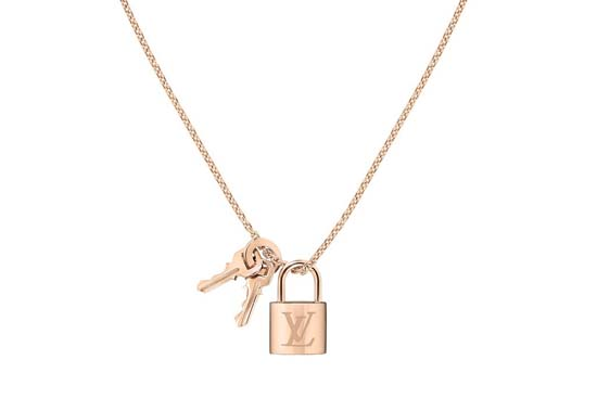 Louis Vuitton Lockit Jewelry accessories