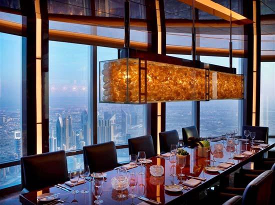 At.mosphere Burj Khalifa Dubai