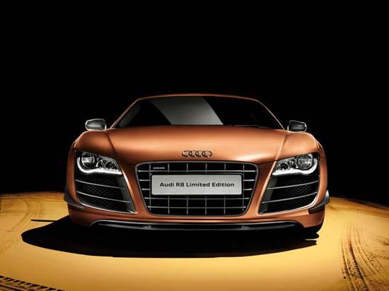 Audi R8 Limited Edition 04
