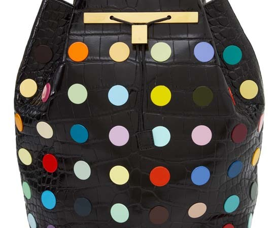 Damien Hirst x The Row Backpacks for Just One Eye