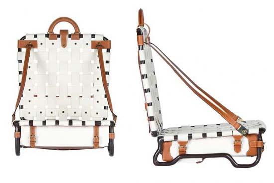 Louis Vuitton's Objets Nomades at Design Miami Fair 2012