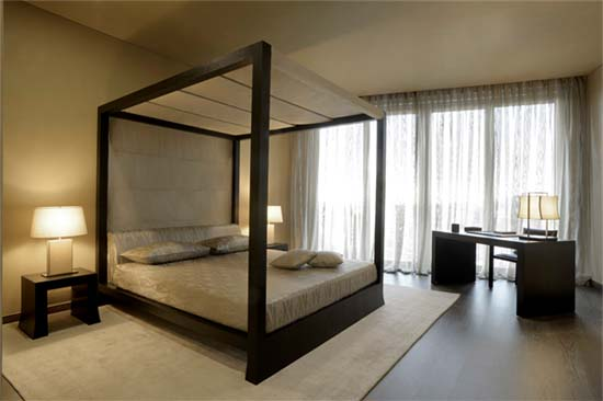 Maçka Residences bedroom