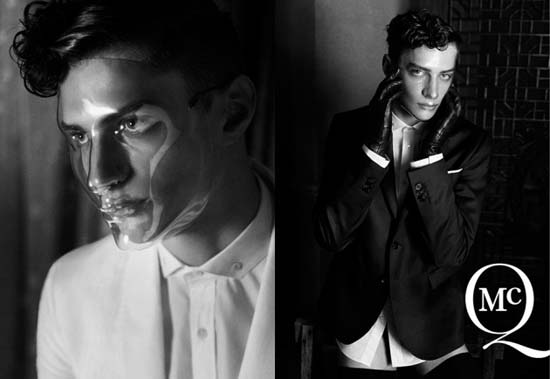 McQ By Alexander McQueen Spring 2013 Campaign