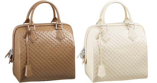 Damier-Facette-Speedy-Cube-MM-Creme-and-Camel