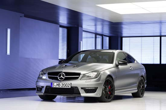 Mercedes-Benz C 63 AMG Edition 507