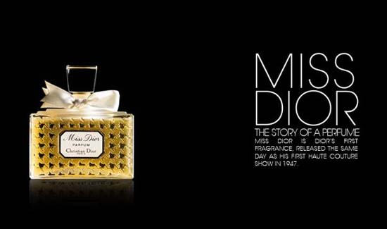 The story of Miss Dior