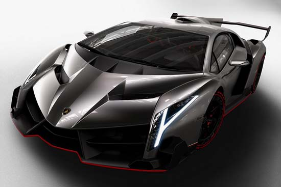 Lamborghini Veneno Photos Leaked Ahead Of Geneva Debut