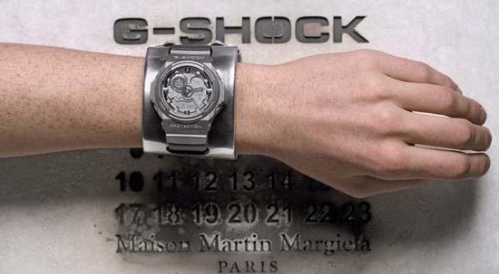 Maison Martin Margiela x Casio G-Shock GA-300 Watch