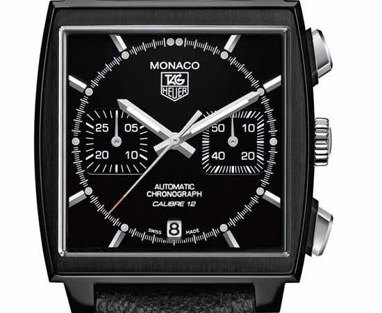 TAG Heuer Automobile Club de Monaco Black Edition
