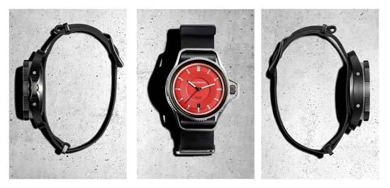 The Seventeen Watch by Riccardo Tisci