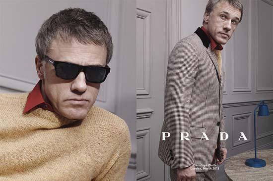 Prada Menswear Fall/Winter 2013 Campaign