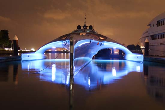 Adastra, $15 Million Luxury Yacht by John Shuttleworth Yacht Designs