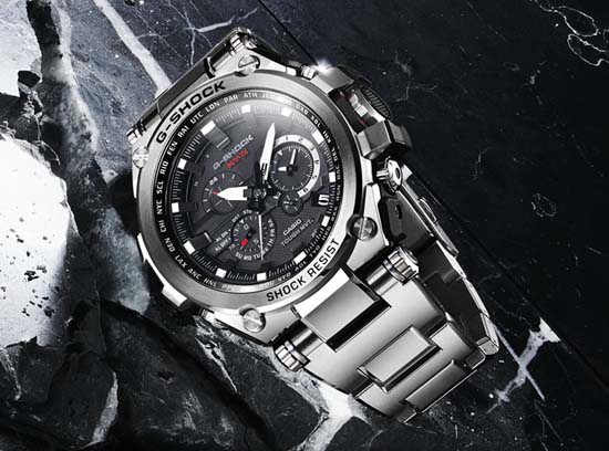 Casio G-Shock unveils New 'Twisted Metal' Collection