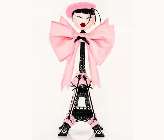 Chantal Thomass doll for UNICEF