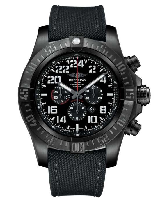 Breitling-Super-Avenger-Military-Chronograph