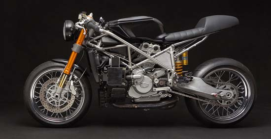 Ducati 999VX by Venier Customs