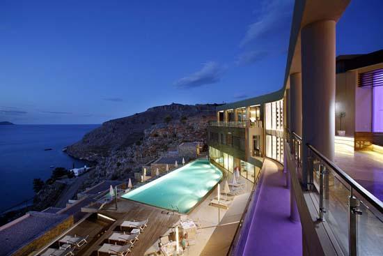 Lindos Blu Hotel