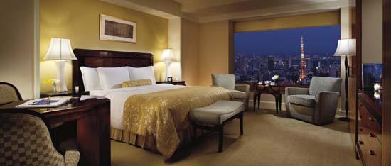 Ritz-Carlton Suite in Tokyo
