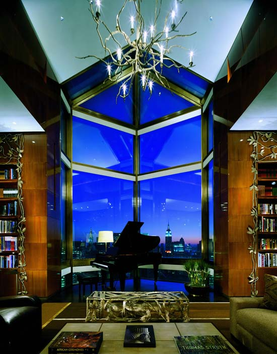 Ty Warner Penthouse, Four Seasons Hotel