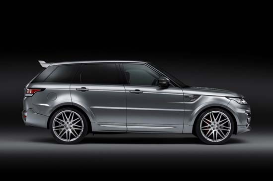 Range Rover Sport 2014 Tuned By Startech