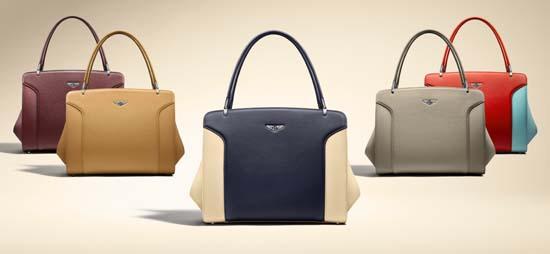Bentley Barnato Bag