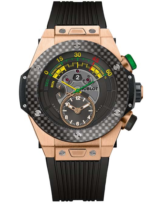 Ref. 412.OQ.1128.RX.– King Gold Carbon – Limited to 100 numbered pieces