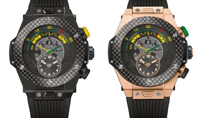 Hublot Big Bang Official Watch of the 2014 FIFA World Cup Brazil