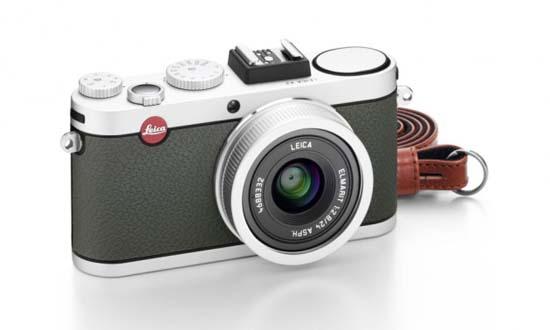 Leica X2 Olive
