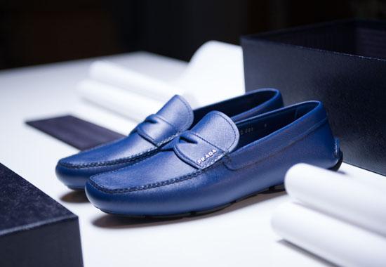 prada shoes making process