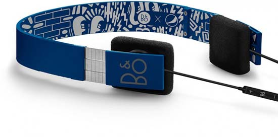 B&O Play x Pepsi Form 2i by Hattie Stewart