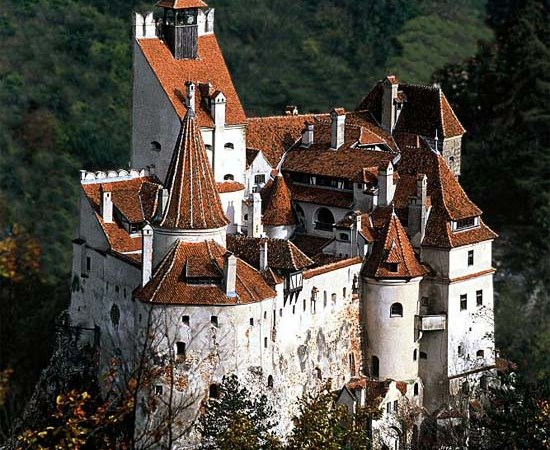 The Intriguing Dracula Castle in Transylvania