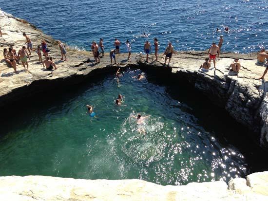 Giola - Thasos, Greece