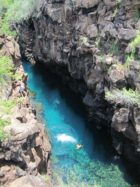 Las Grietas - Galapagos Islands, Ecuador