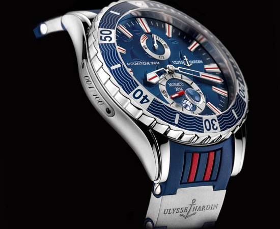 Ulysse Nardin Introduces Marine Diver Monaco Limited Edition