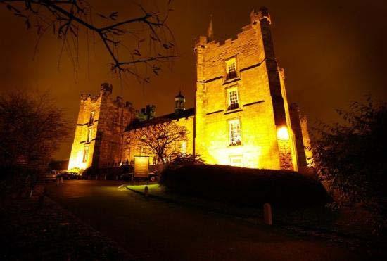 Lumley Castle Hotel / Durham, England