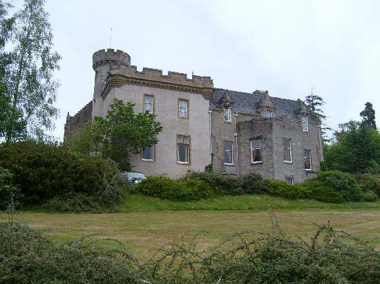 Tulloch Castle Hotel / Dingwall, Scotland