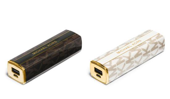 Michael Kors Lipstick Phone Charger $58.00