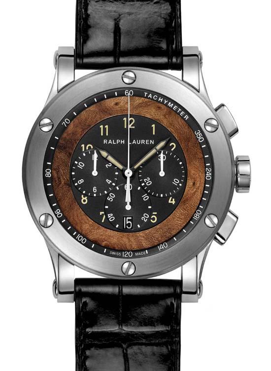 Ralph Lauren Automotive Chronograph / Ref. RLR0230713