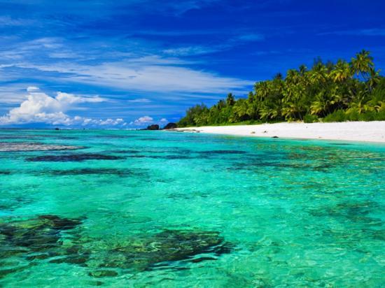 7.Aitutaki, Southern Cook Islands