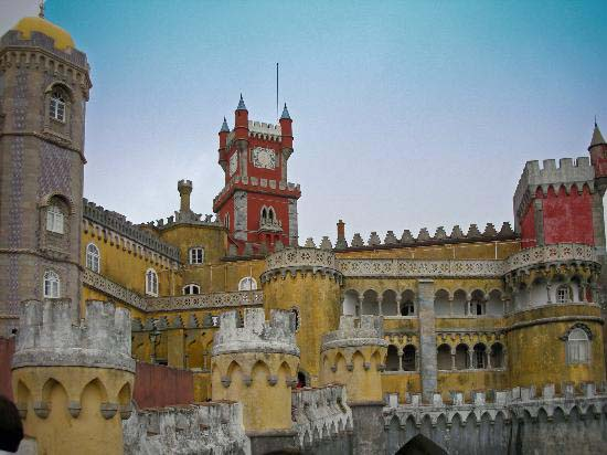 2.National Palace of Pena / Sintra, Portugal